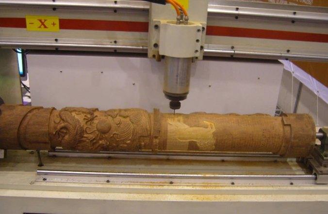 CNC wood