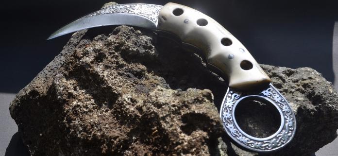 Senjata Tradisional Madura Asyraaf