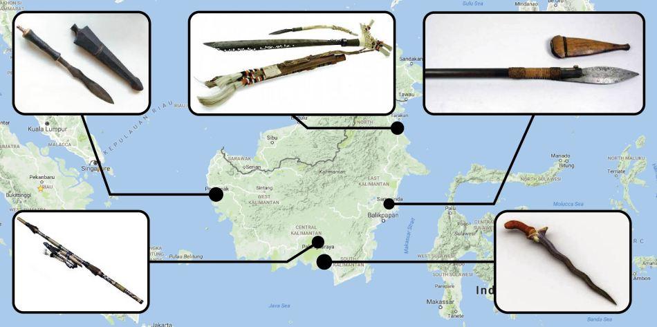 Senjata Kalimantan