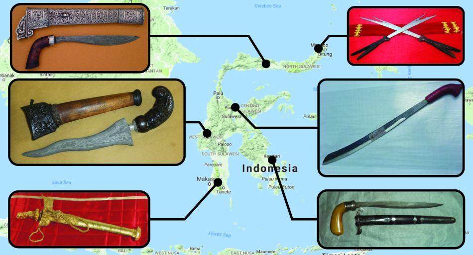 Senjata Sulawesi