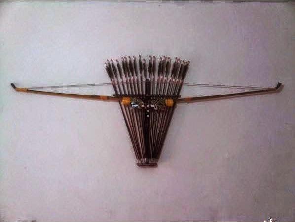 busur dan panah 3
